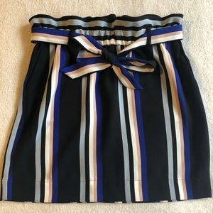 Express NWT high waisted mini skirt SZ S